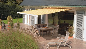 Why our Markilux 6000 Awning are relied on