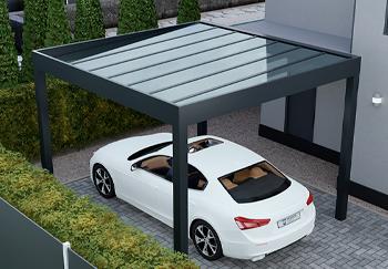 Simplicity Free as car port