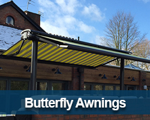 butterfly awnings