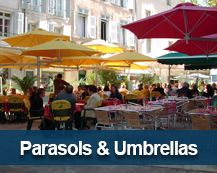 larve commercial umbrellas