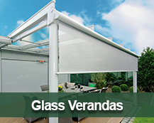 Glass Verandas for the Home