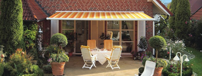 Bespoke Sun Awnings From Samson Canopies