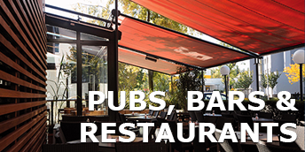 Pubs bars and restaurants