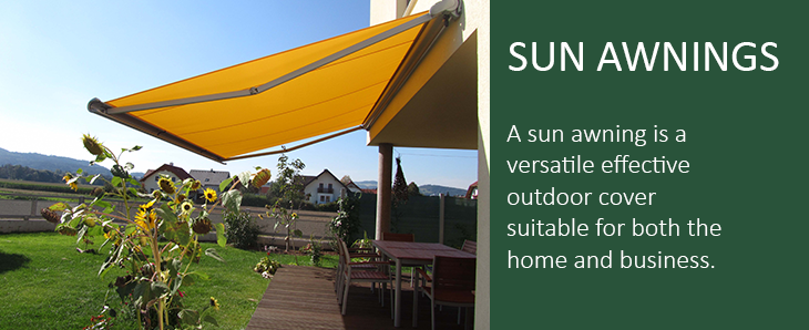 Retractable Sun Awnings
