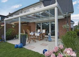 Terrace Cover Is Any Form Of Small Or Large Weather Protection System For A Patio Balcony Garden Area Samson Awnings Supply Bespoke High