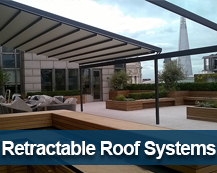 retractable canopies for commercial use