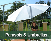 Parasols and Giant Umbrellas