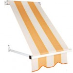 Aruba Drop Arm Window Awning