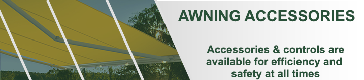 Awning Accessories header