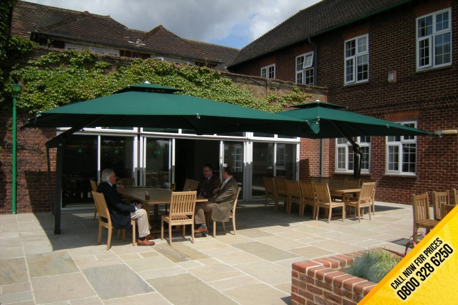 Commercial Large Umbrella S And Parasols Samson Awnings