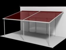coupled markilux pergola roof system