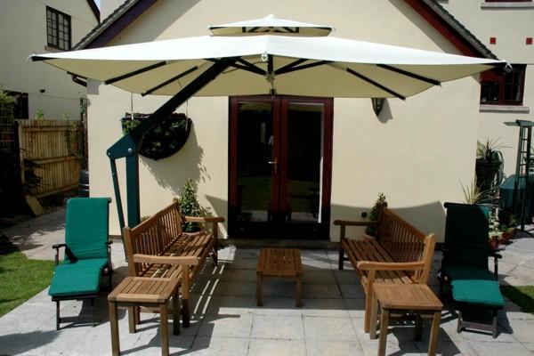 Large Umbrella Gallery For The Patio Garden Balcony At