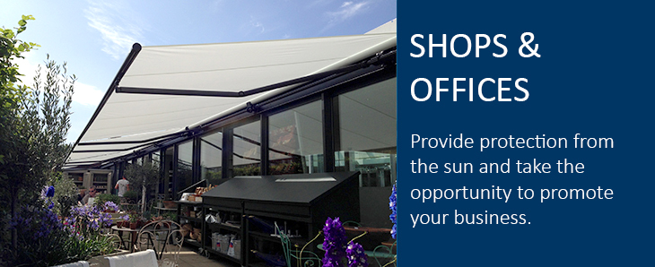 shop blinds. Awnings For High Street Retail Shops Are Used Many Reasons Protection Of The Displays And Control Summertime Heat Sunshine Through To Providing Shop Blinds