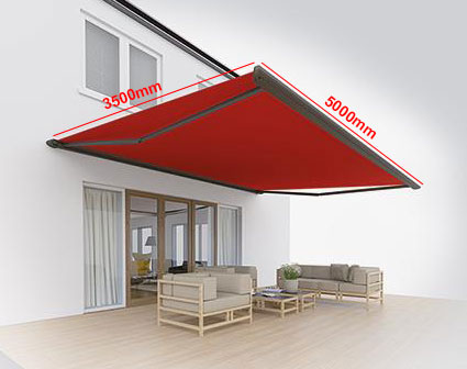 Retractable Awnings Example Prices Samson Awnings