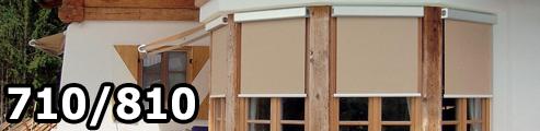 Markilux 710 810 Vertical Window Blind