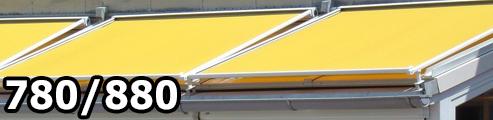 Markilux 780 880 Vertical Blind