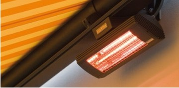 Markilux Heaters Lighting Systems And Valances From Samson Awnings