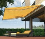 Markilux 5010 Yellow Sun Shade