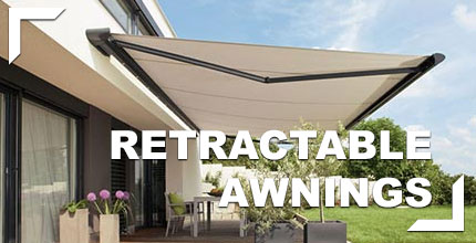 Retractable Awnings for your home