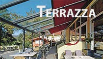 Weinor terrazza glass veranda