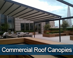 Click to view Commercial Roof Canopies