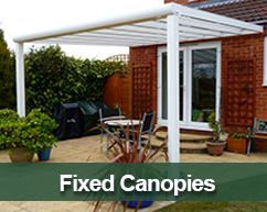 fixed-canopies