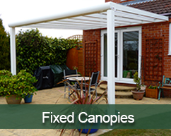 Click to view Fixed Canopies