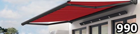 Markilux 990 Full Cassette Awnings