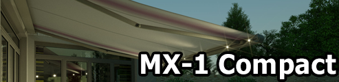 Markilux MX-1 Compact Full Cassette Awning