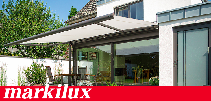 Markilux Patio Awnings From Samson Awnings Amp Terrace Cover