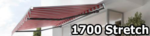 Markilux 1700 Stretch Open Cassette Awning