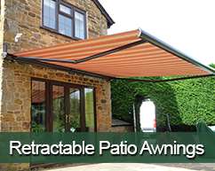 ... Click To View Retractable Patio Awnings