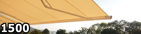 Markilux 1500 Semi Cassette Awning