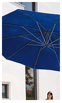 Click to view domestic umbrellas and parasols