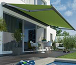 weinor awnings from samson awnings terrace covers. Black Bedroom Furniture Sets. Home Design Ideas
