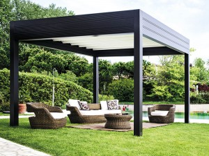 retractable roof by Gibus