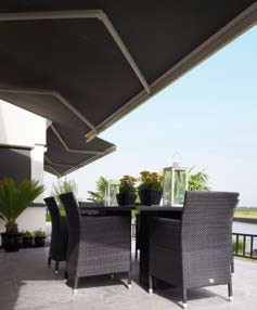 Kentmere In Black This Awning