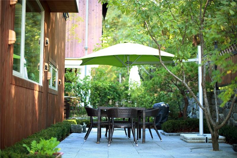 Dining Area shade