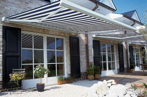 outdoor striped alexco black club awnings size awning academy of white sports medium retractable and