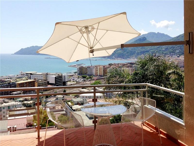 Commercial Paraflex Umbrellas From Samson Awnings