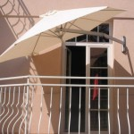 Paraflex Wall Mounted Balcony parasol