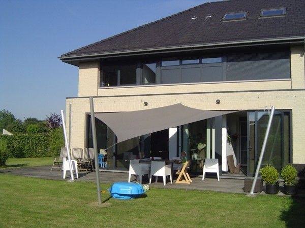 patio deck awnings shade tension covers sails sa structures pool cover superior awning sail