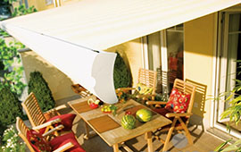 Weinor Semina Patio Awning From Samson Awnings Amp Terrace