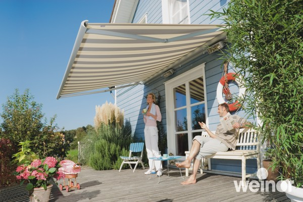 Weinor Cassita patio awning