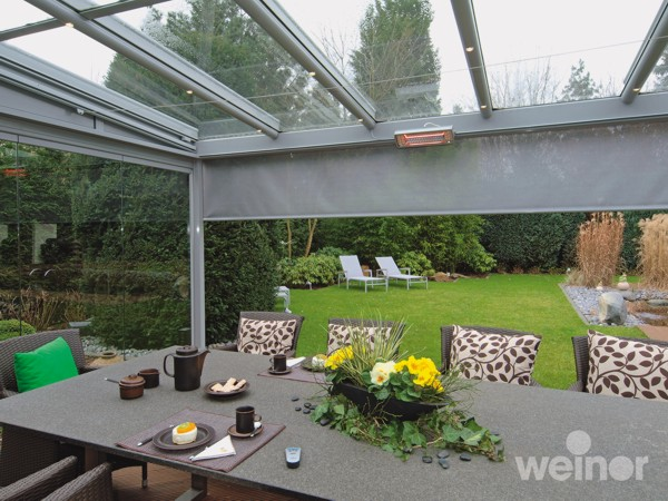 Weinore Terrazza Glass Roof