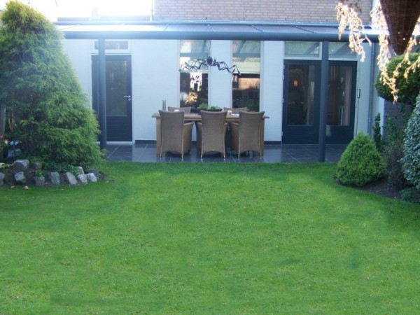 Piazza in Anthracite Finish