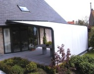 Winsol Patio Retractable Terrace Cover Shading System
