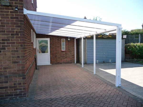 Samson Homestyle carport supplied & installed by Samson Awnings