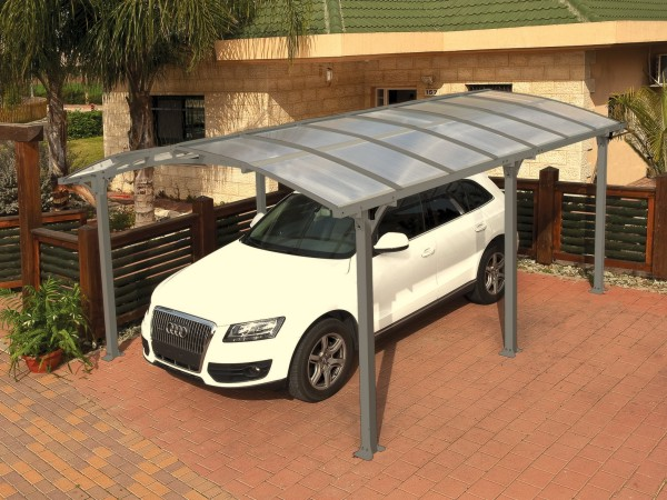 Samson Homestyle Crescent carport