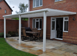 Garden Patio Awnings Terrace Covers In Leicester